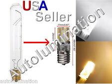 E17 LED Appliance Refrigerator Freezer Light Bulb Lamp 120vac Sub -Zero 64 80LED