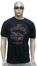 Amplified rolling stones estados unidos 1981 US Tour 81 Star Vintage agujeros t-shirt XL/XXL