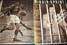 MIROIR SPRINT1954 N 398 LES DIX VICTOIRES DU SPORT 1953