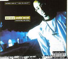 WARREN G  - Smokin' Me Out (ft RON ISLEY) (UK 4 Tk CD Single)