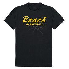 727989110 CSULB California State University Long Beach NCAA Basketball Tee T-Shirt