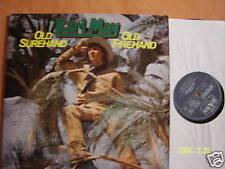 Old Surehand + Old Firehand  alte Doppel LP auf FASS