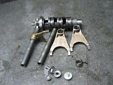 08 Suzuki GSXR GSX-R 600 Shift Drum & Forks 85A