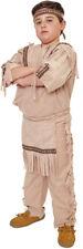 Indian Boy Child Costume Navajo American Native Cherokee Halloween