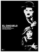 B&W El Chicuelo American film Decoration Poster.Graphic Art Interior design 3465