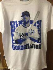 Alex Gordon Kansas City Royals Gordonation T Shirt Size M/XL NEW