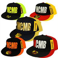New Snapback NEON colored Metallic Gold YMCMB YOUNG MONEY CASH MONEY BILLIONAIRE