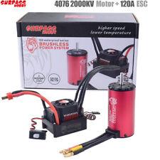 SURPASS HOBBY KK Waterproof Combo 4076 2000KV 2250KV Brushless Motor BL ESC