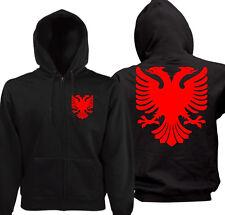 Albanien Jacke Albania Shqipëria Hoodi Pulli Kapuzenpullover Albanien kosovo koy