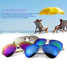 Polarized Men Women's Sunglasses Outdoor Sports Aviator Eyewear Driving Glasses