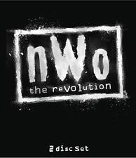 WWE: NWO - The Revolution (Blu-ray Disc, 2012, 2-Disc Set)