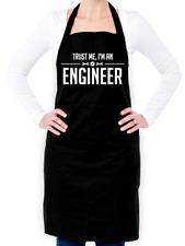 Trust Me, I'm An Engineer Unisex Apron - Engineering - Mechanic - Job - Car