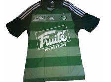 Adidas AS Saint Etienne  Trikot Shirt  grün Gr. S     Jersey St. ASSE