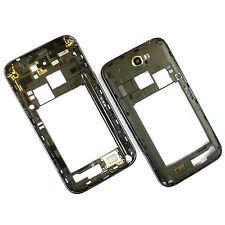 100% ORIGINALE SAMSUNG GALAXY NOTE 2 N7100 LATERALI + TELAIO POSTERIORE + fotocamera vetro + PULSANTI