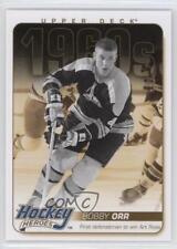 2011-12 Upper Deck Hockey Heroes 1960s #HH17 Bobby Orr Boston Bruins Card
