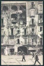 Napoli Basso Porto cartolina D5705 SZD