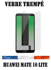 Pour Huawei Mate 10 Lite vitre protection verre trempé film protecteur d'écran