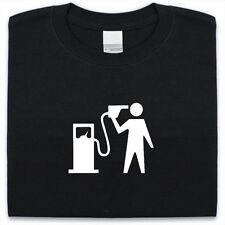 Petrol Head T-Shirt Mens Womens Funny gift Present