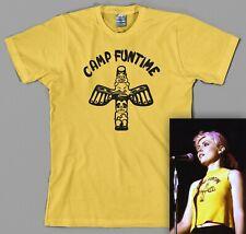 Camp Funtime T Shirt - Debbie, Harry, Deborah, blondie, 70s, classic rock, punk