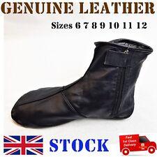 100% Genuine Leather Socks/Khuffs/Footwear Halal Sizes (7-12) *SALE!!!!*