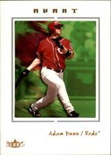 2003 Fleer Avant Baseball - Choose Your Cards