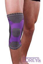 Hochwertige Kniebandage, Kniestütze aus Hochleistungs-Polyamid-Fasern