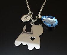 West Highland White Terrier Necklace, Westie Necklace, Westie Dog, Westie Dog