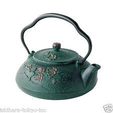 Nanbu Tetsubin : Shinonome Down - 2 color - Japanese cast iron tea kettle pot