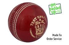 MADE to Order Prova Speciale Cricket Sfere: CLUB, le leghe, le scuole: bulk buy