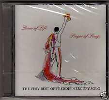 Freddie Mercury  Lover Of Life singer Of Songs CD nuovo