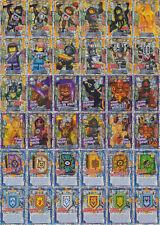 Blue Ocean Specialcards Lego® Nexo Knights Super Spezial Aktion Glitzerkarten