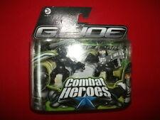 G.I.JOE GI THE RISE OF COBRA combat heroes snake eyes neo viper figurine
