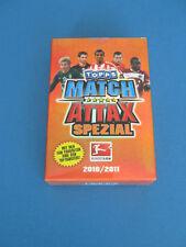 MATCH ATTAX 2010/11 - 18 Fan Favoriten + 36 Updates Neu