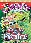 Juana La Iguana - Historia de Piratas (DVD, 2003, Spanish Language Version Only)