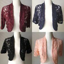 Bolero Lace Jacket