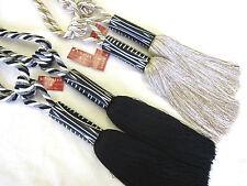 2 Afrique embrasses de rideaux - gland corde Embrasses - 70cm