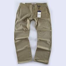 New Übergröße Big Seven Evan grün Chino Herren Jeans Stoff Hose Business XXL