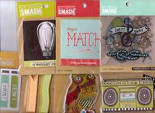 K & Company SMASH Embellishments~MANY varieties~BN~Super Cute! Very Useful!
