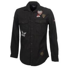 Chemise  manches longues Hite  couture Carlit black ml shirt Noir 56832 - Neuf