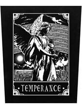 Deadly Tarot Back Patch - Temperance Black 29.5 x 36cm