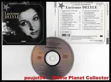 """LUCIENNE DELYLE """"Les Etoiles De La Chanson"""" (CD) 1993"""