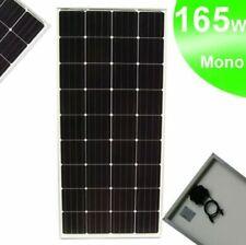 Solarpanel Solarmodul Solarzelle 12V Solar MONOkristallin Mono Photovoltaikmodul