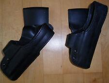 AKAH Polizei Laminat - Holster NEU P5 P22 Gürtelholster Leder schwarz