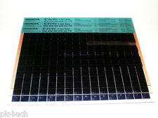 Microfich Ersatzteilkatalog Honda Civic EG8 / EG9 / EH1 / EH9 Stand 09/1991
