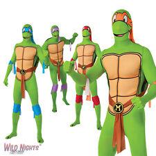 TMNT Teenage Mutant Ninja Turtle 2nd Skin Lycra Jumpsuit Turtles