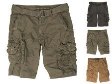 Mil-Tec Vintage Survival Shorts Sommerhose Freizeithose Hose Kurz S-3XL