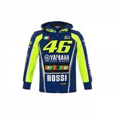 Felpa Yamaha Junior Bimbo-Bambino Valentino Rossi Originale Vr46 Modello 2018
