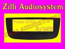 Phonocar 3/452 SUPPORTO MASCHERINA RADIO FIAT PUNTO EVO Nero lucido