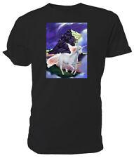 Mountain Unicorn T shirt,- Choice of size & colours!