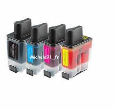 Cartouches d'encre LC900 950 compatibles Brother pour imprimantes DCP117 DCP120